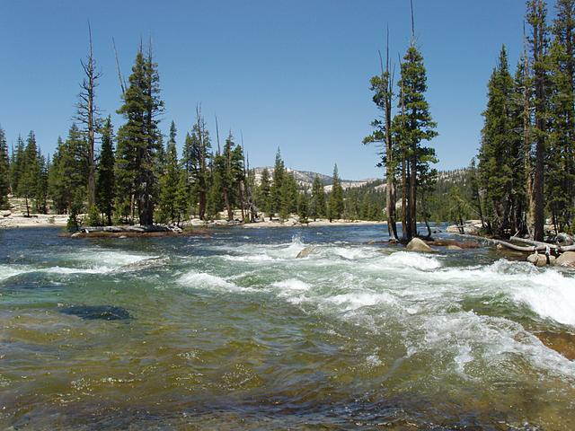Tuolumne River, Spring Flood