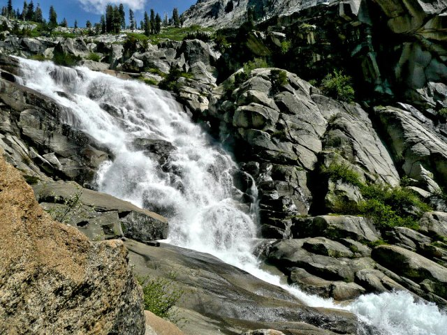 Tokopah Falls, Sequoia National Park