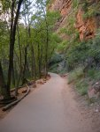 River Walk Trail - Zion National Park