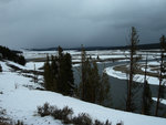 Yellowstone River - Hayden Valley