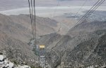 View from the Palm Springs Tram