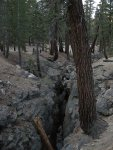 Earthquake Fault, Mammoth Mountain