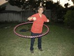 Robert the Hoop Man