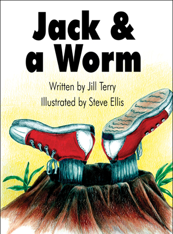 """Jack and a Worm"" cover"