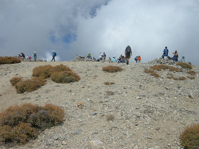 Mt. Baldy Summit