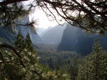 Tunnel View -- Morning