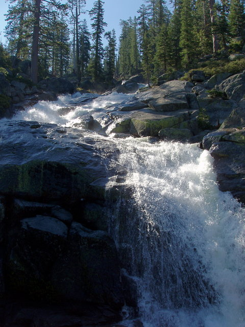 South Fork of the Tuolumne River at Tioga Road