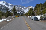 Tioga Road (Highway 120) is closed