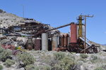 Perlite mine in the Owens Valley