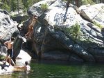 Yosemite Creek Swimming Hole