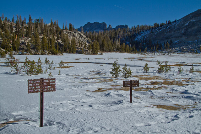 Long Meadow and Mathes Crest