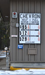 Gas prices at Tuolumne Meadows