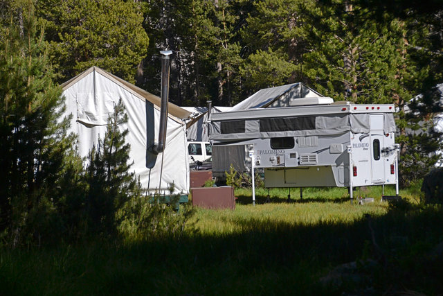 Tuolumne High Sierra Camp - Employee Housing