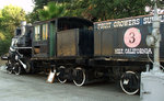 Fruit Growers Supply Company Engine number 3, Climax type, geared locomotive