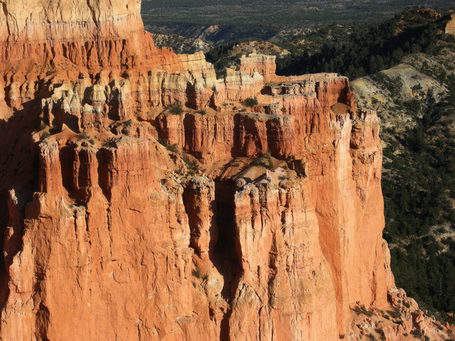 Bryce Canyon Wall Detail
