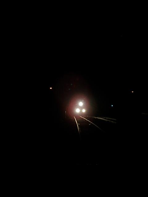 A Train in the Night