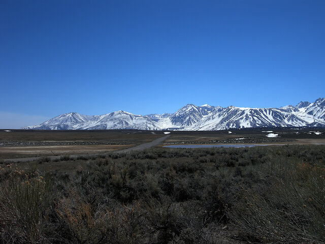 Owens River Road